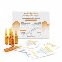 Dermatime Retinol 5n RRT (Двухшаговый омолаживающий уход с инкапсулированным ретинолом 5%), 12 саше - купить, цена со скидкой