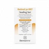 Dermatime Retinol 5n RRT Sealing Set (Набор саше с инкапсулированным ретинолом 5% для запечатывания химических пилингов), 6 саше, 5 мл - купить, цена со скидкой
