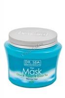 Dr. Sea Hair mask olive&papaya&green tea (Маска для волос с маслами оливы, папайи и экстрактом зеленого чая), 400 мл. - купить, цена со скидкой