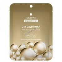 Sesderma Beauty Treats 24K Gold patch (Маска-патч под глаза), 2 шт. - купить, цена со скидкой