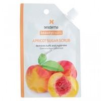 Sesderma Beauty Treats Apricot sugar scrub mask (Маска-скраб для лица), 25 мл - купить, цена со скидкой
