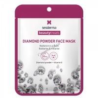 Sesderma Beauty Treats Diamond powder face mask (Маска для сияния кожи), 1 шт. -