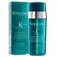Kerastase Resistance Serum Therapiste (Сыворотка Терапист для восстановления сильно поврежденных волос: степень повреждения 3-4), 30 мл - купить, цена со скидкой