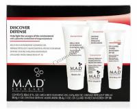 M.A.D Skincare Environmental  Discovery Kit (Дорожный набор препаратов для восстановления и защиты кожи), 4 шт - купить, цена со скидкой