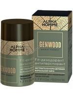 Estel Alpha Homme Genwood Fit (Дезодорант антиперспирант), 50 мл - купить, цена со скидкой
