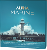 Estel Professional Alpha Marine Набор Fresh Splash -