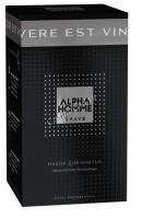 Estel de lux Alpha homme Resierpflege (Набор для бритья), 3 препарата. - купить, цена со скидкой