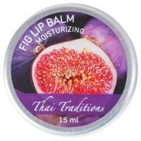 Thai Traditions Fig Lip Balm (Бальзам для губ Инжир), 15 мл - купить, цена со скидкой