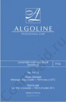 Algoline Маска с лавандой и розмарином (расслабляющая и питательная), 3*30 гр - купить, цена со скидкой