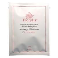 Florylis Masque pelable anti acne (Альгинатная маска с маслом чайного дерева), 30 гр - купить, цена со скидкой