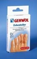 Gehwol Zehenteiler klein Корректор G между пальцев с уплотнением, 12 шт - купить, цена со скидкой