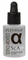 Pleyana Science-Arhitect a-ScA (Пептидный концентрат-комплекс a-ScA для коррекции гидробаланса кожи), 10 мл - купить, цена со скидкой