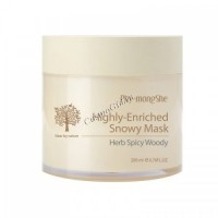 Phy-mongShe Highly-enriched snowy mask (Питательная маска), 200 мл  -