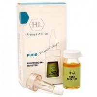 Holy land Pure Support (Концентрат для коррекции и профилактики увядания кожи), 8 мл. - купить, цена со скидкой