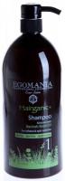 EGOMANIA Шампунь с маслом баобаба для непослушных и секущихся волос,1000 мл - купить, цена со скидкой