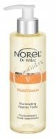 Norel Dr. Wilsz MultiVitamin Illuminating vitamin tonic (Осветляющий тоник с молочной кислотой и витаминным комплексом) -