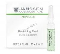 Janssen Balancing fluid combination skin (Балансирующий концентрат для ухода за комбинированной кожей) - купить, цена со скидкой