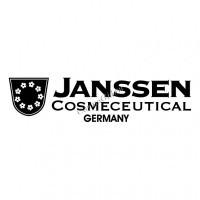 Janssen Покрывало махровое с логотипом -