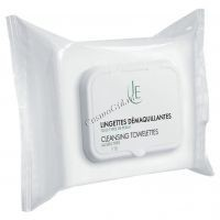 Jean d'Estrees Lingettes demaquillantes (Салфетки для снятия макияжа), 25 шт    - купить, цена со скидкой