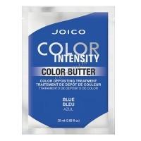 Joico Color Intensity Care Butter Blue (Маска-саше тонирующая с интенсивным голубым пигментом), 20 мл - купить, цена со скидкой