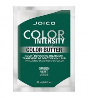 Joico Color Intensity Care Butter Green (Маска-саше тонирующая с интенсивным зеленым пигментом), 20 мл - купить, цена со скидкой