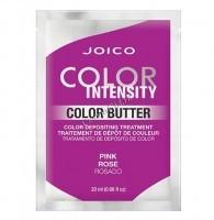 Joico Color Intensity Care Butter Pink (Маска-саше тонирующая с интенсивным розовым пигментом), 20 мл - купить, цена со скидкой