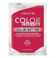 Joico Color Intensity Care Butter Red (Маска-саше тонирующая с интенсивным красным пигментом), 20 мл - купить, цена со скидкой