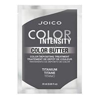 Joico Color Intensity Care Butter Titanium (Маска-саше тонирующая с интенсивным серым пигментом), 20 мл - купить, цена со скидкой
