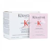 Kerastase Genesis Poudre Detox (Детокс-Пудра для глубокого очищения кожи головы и уплотнения волос по длине), 30 шт. по 2 гр -