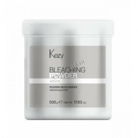 Kezy Bleaching Powder White (Порошок белый обесцвечивающий для открытых техник осветления), 500 мл - купить, цена со скидкой