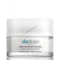 Algologie Anti age cellular redensifying cream (Крем омолаживающий, клеточный, укрепляющий), 50 мл. - купить, цена со скидкой