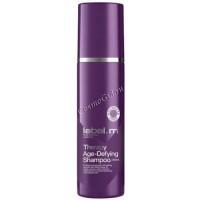 Label.m Therapy age-defying shampoo (Шампунь антивозрастная терапия) - купить, цена со скидкой