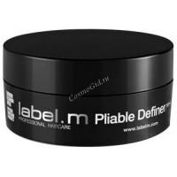 Label.m Pliable definer (Паста гибкая фиксация), 50 мл  - купить, цена со скидкой