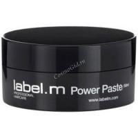 Label.m Power paste (Паста текстурирующая), 50 мл - купить, цена со скидкой