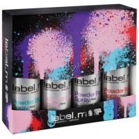 Label.m Colour makeover set (Пудра-спрей набор из 4 цветов) - купить, цена со скидкой