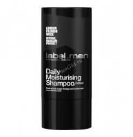 Label.men Daily moisturising shampoo (мужской шампунь увлажняющий) - купить, цена со скидкой