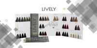 Nouvelle Lively Color (Безаммиачная крем-краска для волос), 100 мл -