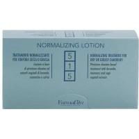 Farmavita Normalizing 515 lotion (Лосьон против перхоти 515), 12 ампул по 8 мл - купить, цена со скидкой