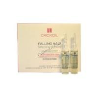 Crioxidil Falling hair specific lotion (Лосьон от выпадения волос), 6 штук по 10 мл. - купить, цена со скидкой