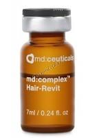 MD Ceuticals MD Complex TM Hair-Revit CxHR (Коктейль для восстановления, укрепления и роста волос), 7 мл -
