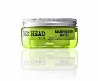 Tigi Bed head manipulator matte (Матовая мастика для волос сильной фиксации), 57,5 гр. - купить, цена со скидкой