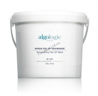 Algologie Rejuvenating peel off mask (Маска альгинатная шоколадная), 550 гр.   - купить, цена со скидкой