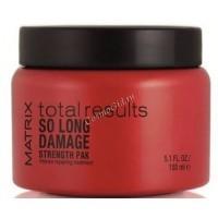 Matrix Total results so long damage mask (Маска для поврежденных волос) - купить, цена со скидкой