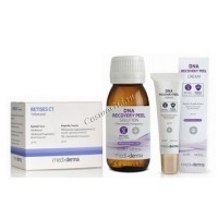 Sesderma/Mediderma Dna peel pack treatment (Набор ДНК-пилингов). - купить, цена со скидкой