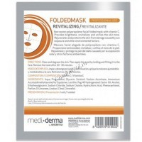 Sesderma/Mediderma Folded mask Revitalizing (Маска ревитализирующая), 1 шт. -