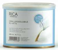 Rica - Воск молочный, банка 400 мл  - купить, цена со скидкой