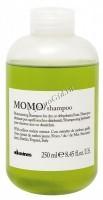 Davines Essential Haircare New Momo shampoo (Шампунь для глубокого увлажнения волос) -