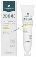 Cantabria Labs Endocare Eye&Lip contour (Крем-контур для глаз и губ регенерирующий омолаживающий), 15 мл -