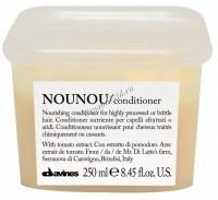 Davines Essential Haircare NouNou conditioner (Питательный кондиционер, облегчающий расчесывание волос) -