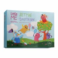 Estel Little Me Big Summer Fantasies (Набор Отличного Настроения - Шампунь, Гель для душа, Крем, Молочко, Спрей для волос), 5 средств - купить, цена со скидкой
